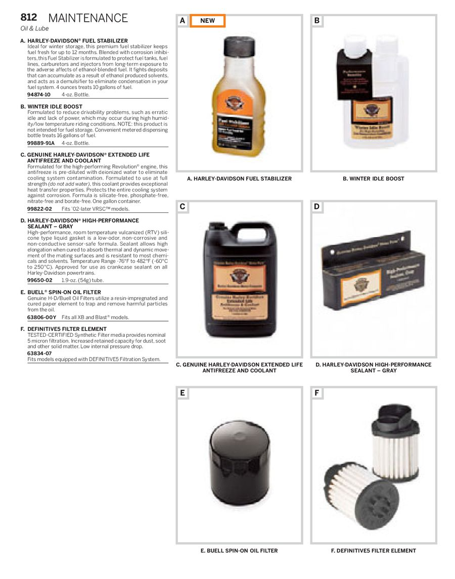 Page 766 Of Genuine Motor Parts Accessories 2011 Harley Davidson Engine Coolant P 813