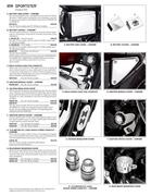 Harley Davidson Sportster Parts & Accessories 2013