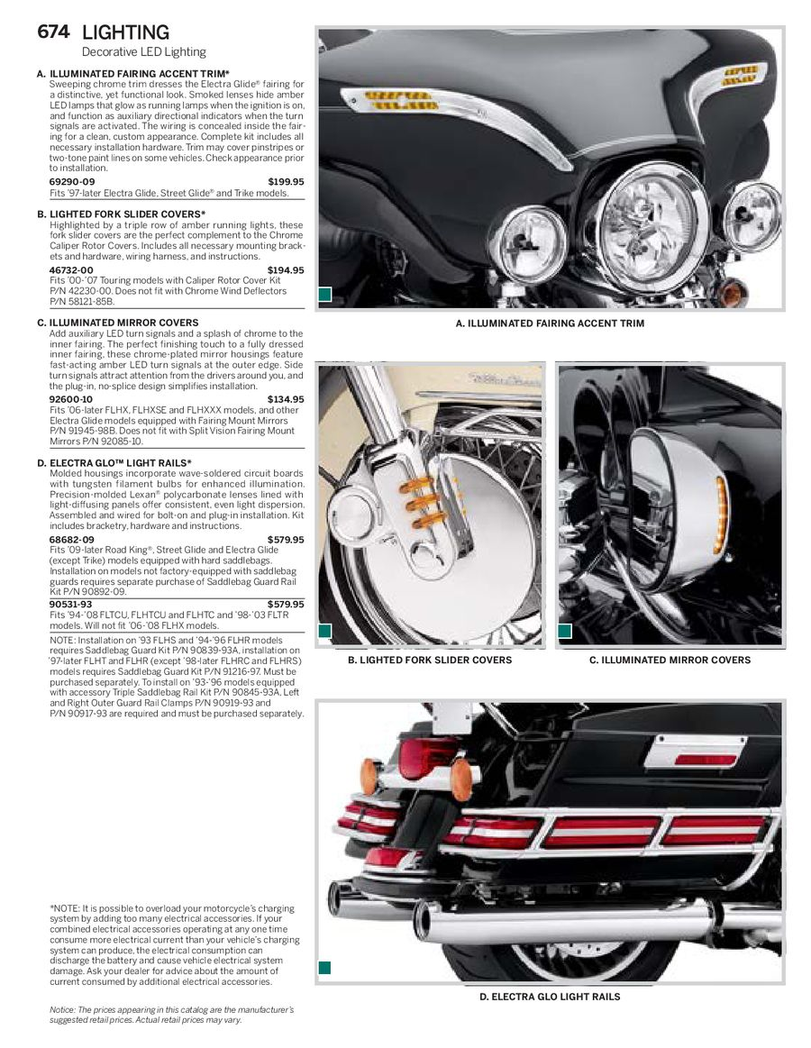 Page 630 Of 2013 Genuine Motor Parts And Accessories Classic Car Wiring Harness Kits P 833