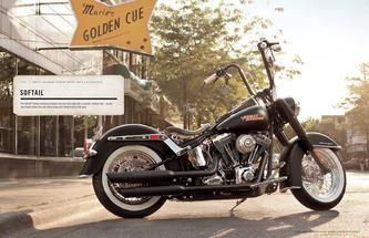 Harley Davidson Softail Family Parts & Accessories 2013