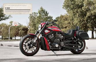 Harley Davidson V-Rod Parts & Accessories 2013