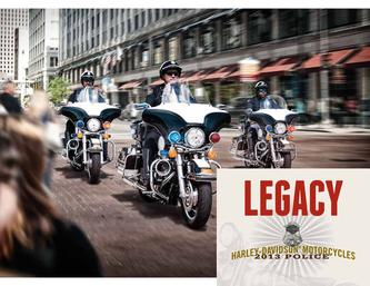 Police Motorcycles 2013