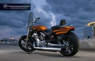 2014 Genuine V-Rod Parts