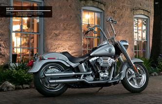 2014 Genuine H-D Softail Parts