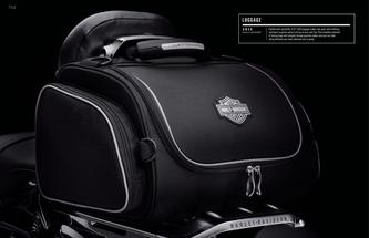 2014 Genuine H-D Luggage