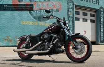 2014 Genuine H-D Dyna Parts