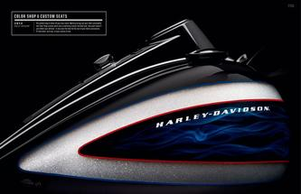 Page 22 of 2014 Genuine Harley-Davidson Color Shop by Harley Davidson