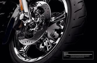 2015 Genuine H-D Wheels