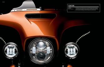 2015 Genuine H-D LIGHTING