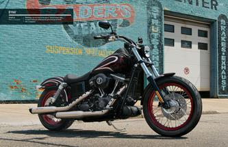 2015 Genuine H-D DYNA Parts
