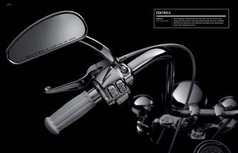 2015 Genuine H-D CONTROLS