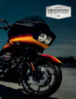2015 Genuine H-D Motor Parts & Accessories