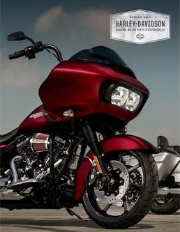 Spring 2015 Harley-Davidson Genuine Motor Parts & Accesories