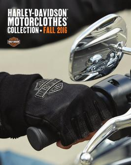 Harley-Davidson® Motorclothes® Collection - Fall 2016