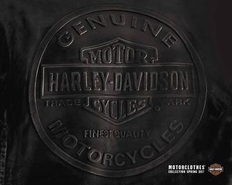 Harley-Davidson® MotorClothes® Collection - Spring 2017