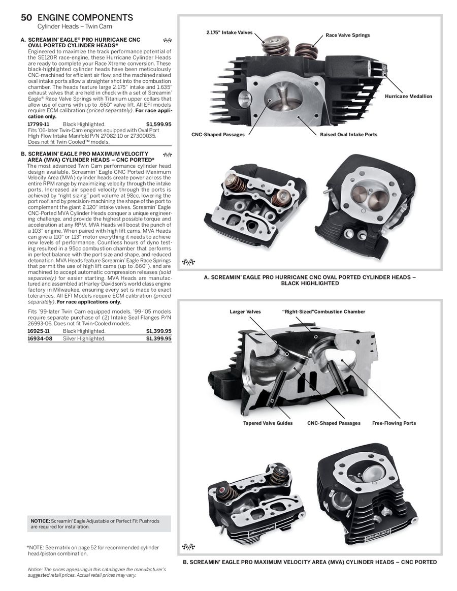 Page 49 of 2014 Screamin Eagle® Pro Racing Parts