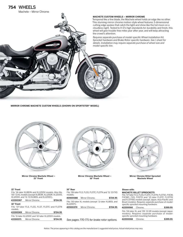 2016 Wheels by Harley Davidson