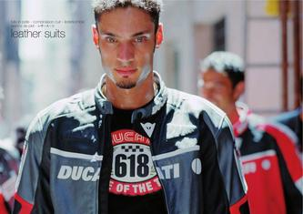 Ducati Leather Suits