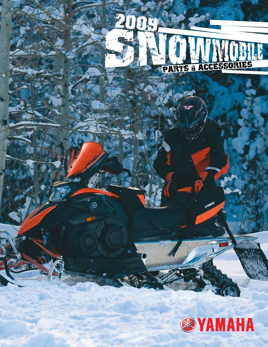 Snowmobile Apparel & Gifts, Parts & Accessories 2008 by