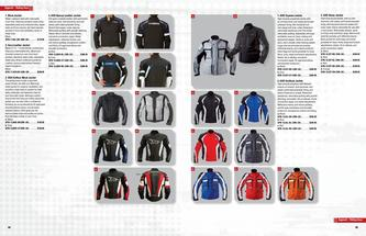 2012 Sport & Adventure Touring Apparel & Riding Gear