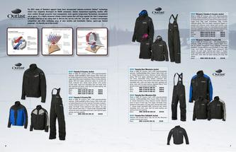 2013 Snowmobile Apparel