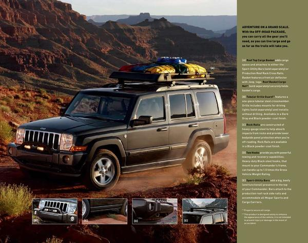 page 2 of 2007 jeep commander accessories. Cars Review. Best American Auto & Cars Review