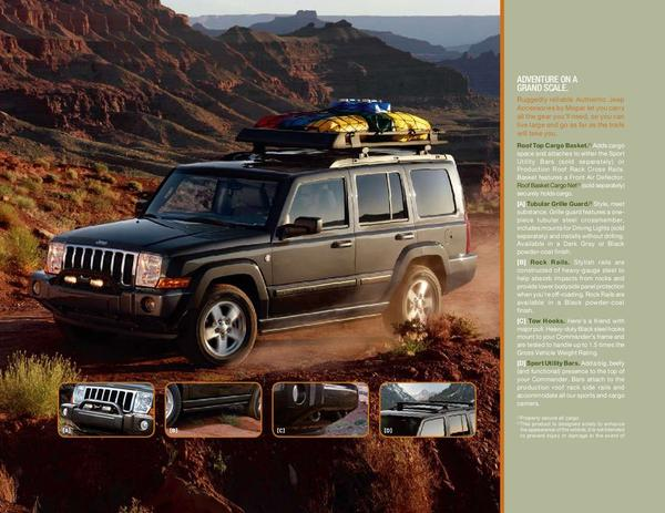 page 3 of 2008 jeep commander accessories. Cars Review. Best American Auto & Cars Review