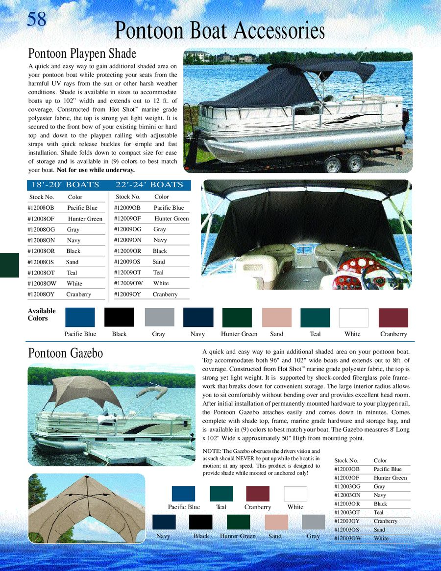Page 61 of Marine Accessory 2009