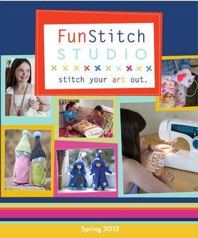 FunStitch Studio Mini Catalog 2013