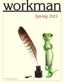 Workman Books Spring 2013