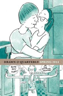Drawn & Quarterly Spring 2014