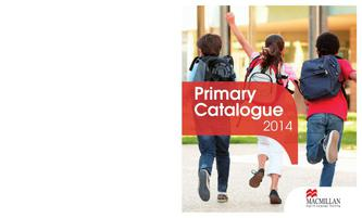 Macmillan Spain Primary 2014 Catalogue