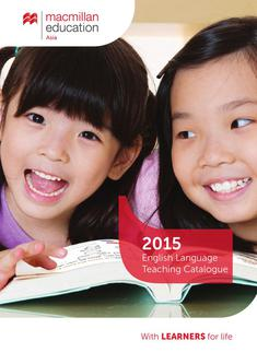 Macmillan Asia 2015 Catalogue