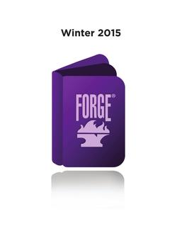Forge Winter 2015