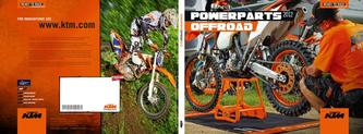 KTM PowerParts Offroad 2012