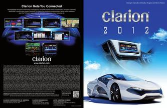 Car Audio, Multimedia, Navigation and Marine Products 2012