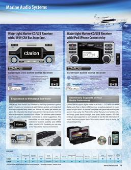 Marine Audio 2013