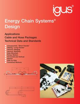 Energy Chain Systems & Chainflex Cables