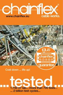 chainflex® tested 2014