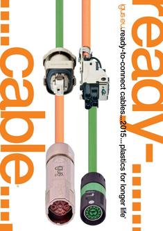 readycable® - harnessed cables for drive technology 2015