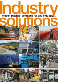 Motion plastics® for any industry 05/2016