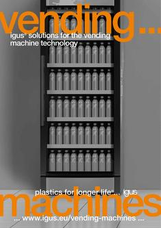 Industry brochure: Vending machines 07/2016