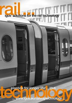 Industry brochure: rail industry 09/2016