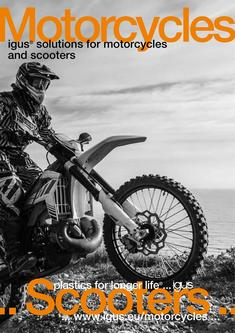 Industry brochure: Motorcycles 10/2016