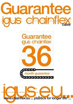 chainflex® guarantee 01/2017