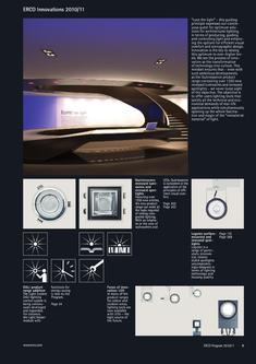 Catalogue: ERCO Lighting Innovations 2010/11