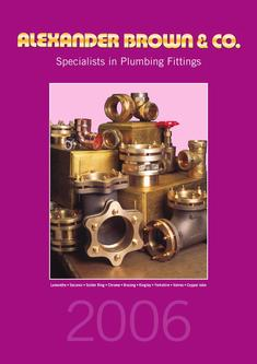 Specialist Plumbing Fittings