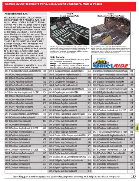 1937 Chevy Sedan Parts Catalog Html Autos Post