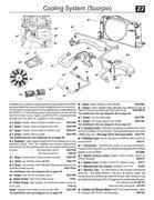 replacing blower fan relay in merkur xr4 scorpio parts by bat inc