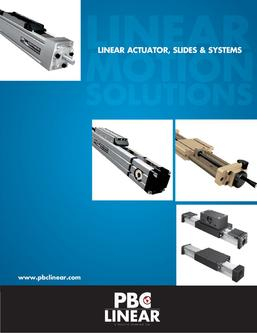 Linear Actuator, Slides, and Systems